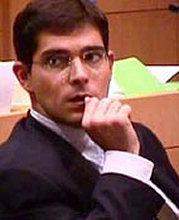 Daniele Capezzone, portavoce del Pdl